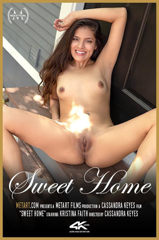 [Met-Art] Kristina Faith - Sweet Home 3686325795