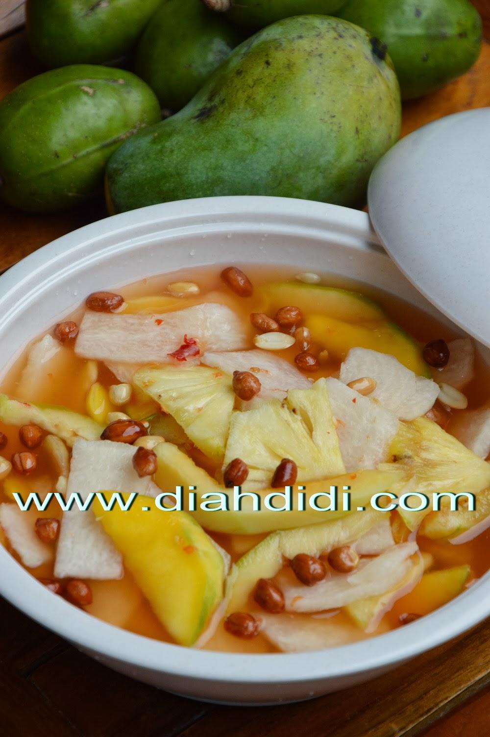 Diah Didi S Kitchen Asinan Bogor