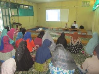 Pertemuan Guru dan Wali Murid TP 2017/2018