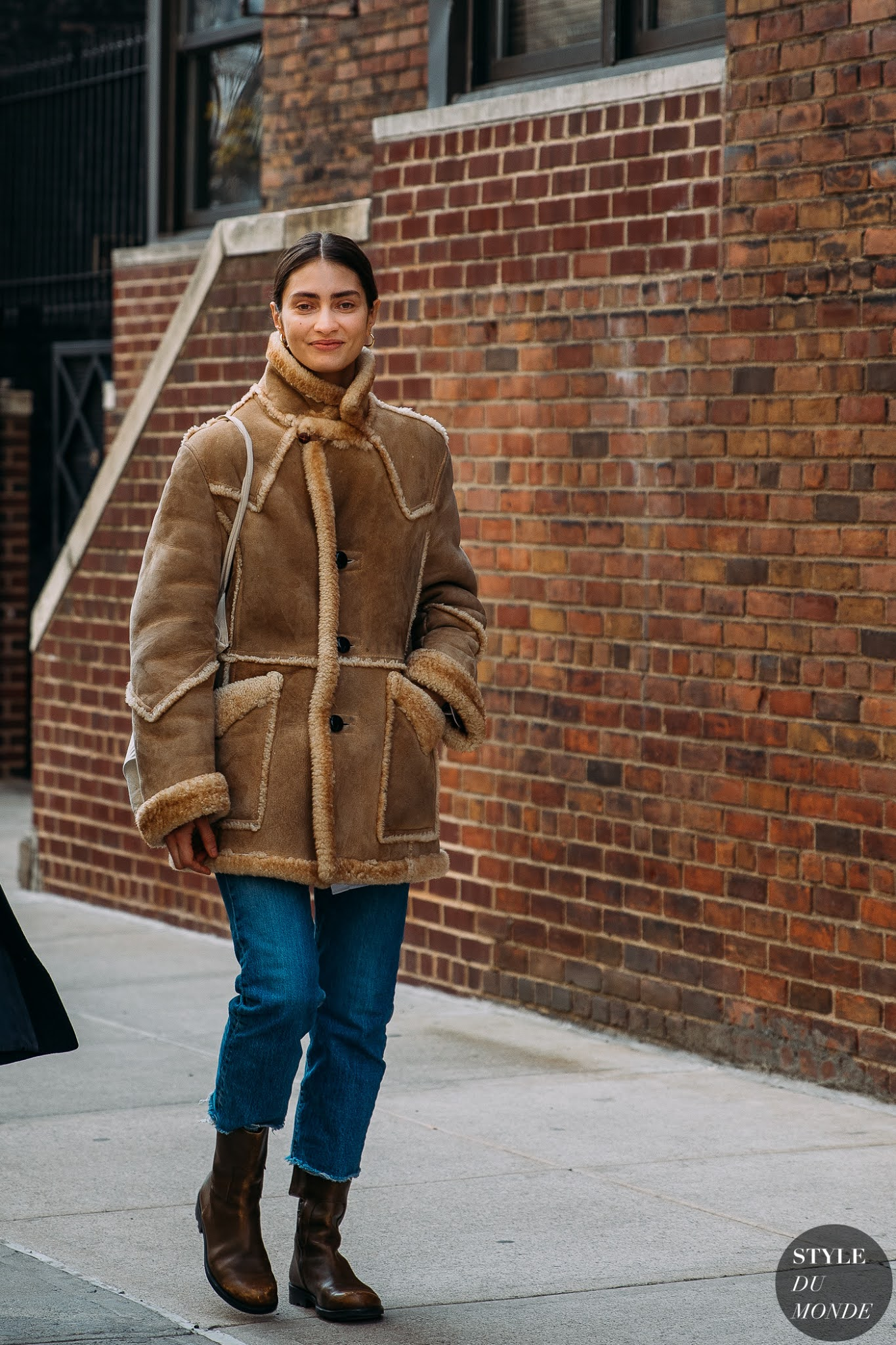 The Best Shearling Coats To Shop Now