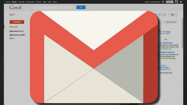 تقرير: أطراف ثالثة قادرة على قراءة رسائل جيميل دون علم المستخدمين