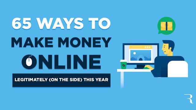 65-Genius-Ways-to-Make-Money-Online-in-2020 (in Favor)