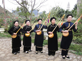 Tay ethnic minorities in Ha Giang
