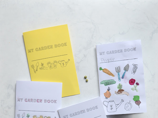 Printable Garden Book for Kids a Nature Journal