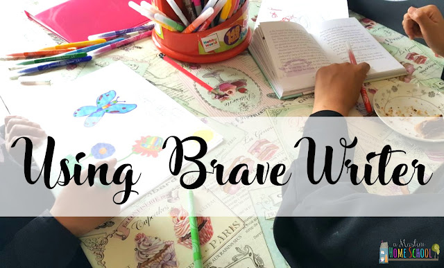 Home Schooling with BraveWriter from a Muslim Home School