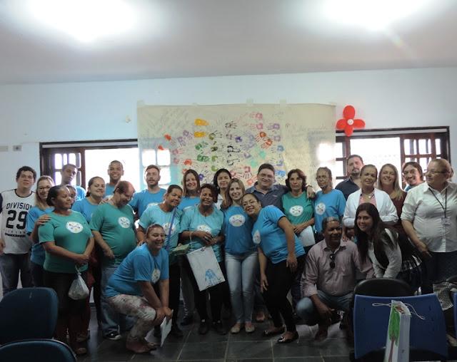 Departamento de saúde realiza simpósio sobre saúde mental em Iguape