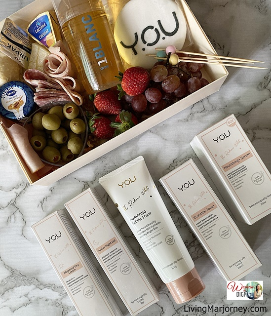 YOU Beauty Radiance White Skin Care