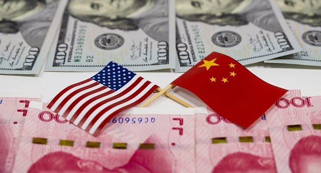 China's March trade surplus with United States at $21.37 billion