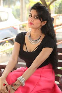 Telugu Actress Harini Stills at Dhyavudaa Movie Teaser Launch  0310.JPG
