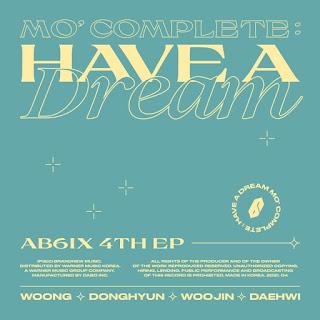 AB6IX MO COMPLETE HAVE A DREAM