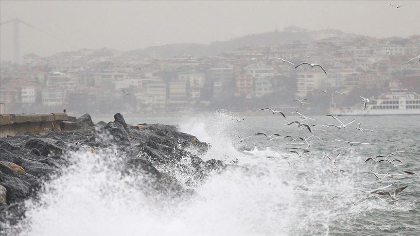 İstanbullular dikkat! Büyük fırtına geliyor