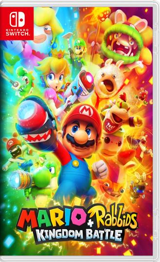Mario y Rabbids Kingdom Battle NSP Switch