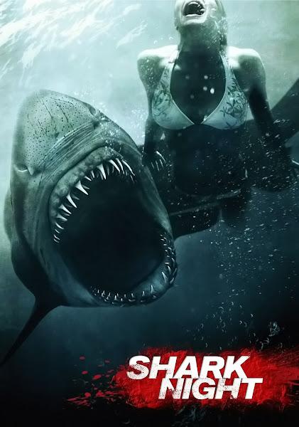 Shark Night 2011 Dual Audio Hindi 720p BluRay Download