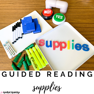 Setting up your Guided Reading area in you classroom can help with your guided reading instruction.  Perfect for the kindergarten, first grade, and second grade teacher!  These easy steps will help make your lessons be efficient and effective.  Check it out here!
