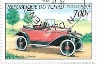 Selo Citroën 1919