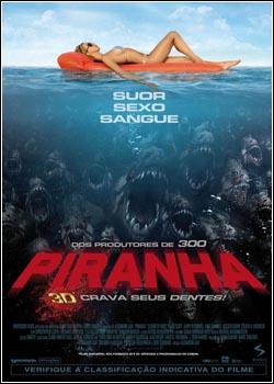 01 - Piranha - Dual Áudio