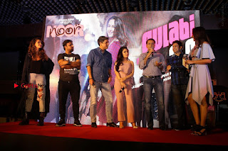 Actress Sonakshi Sinha at the Song Launch of Film Noor  0058.JPG