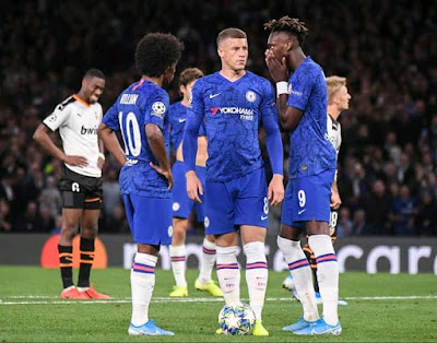 Lampard Rule Out Transfer Move For Barkley & Willian As He Gives Injury Update