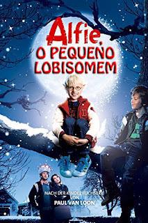 Alfie, O Pequeno Lobisomem - DVDRip Dublado