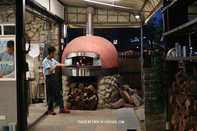 IMG 0711 - 台中龍井│不夜天夜景餐廳*不用出國也能感受南洋風情。特色柴燒窯烤披薩別錯過