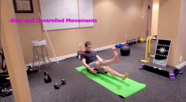 Workout da Semana: 6 Variações de Exercicios para os Abdominais