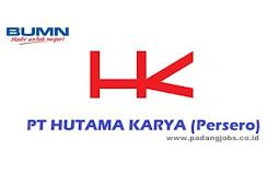 Lowongan Kerja PT. Hutama Karya (Persero) Maret 2019