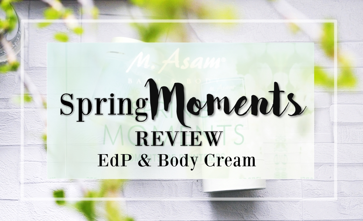 M. Asam® Spring Moments - EdP & BodyCream Product Review Top Picture