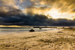 Playa de Totoralillo Coquimbo
