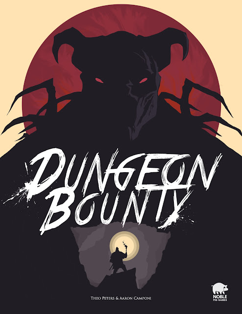 dungeon bounty card game
