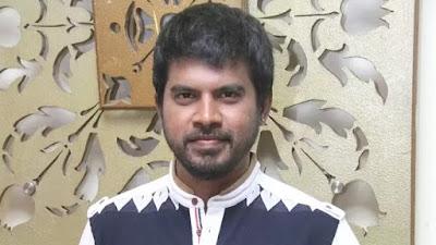 Lyricist Pa. Vijay