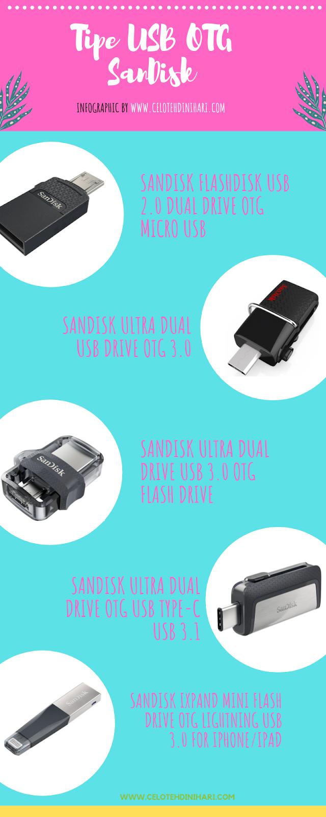 USB OTG SanDisk 5