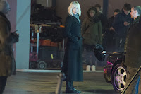 Charlize Theron on the set of Atomic Blonde (9)