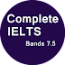 IELTS Full Band 7.5+