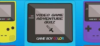 video game adventure quiz answers 100% score