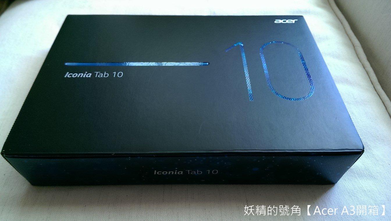 2016 02 13%2B10.41.19 - [開箱] ACER Iconia Tab A3-A30 10.1吋平板電腦