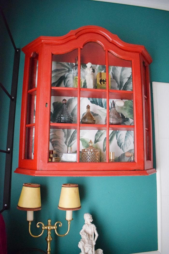 DIY - Metamorfoza szafki łazienkowej