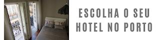 quarto de hotel no Porto