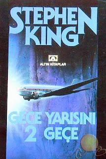 Stephen King - Gece Yarisini Iki Geçe