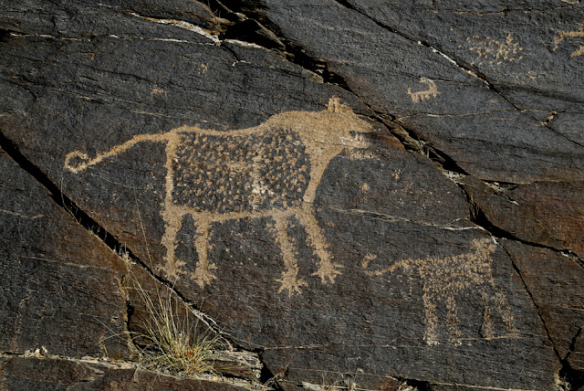 The ibex code: deciphering Iran's ancient rock art