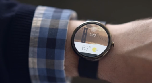 Google presenta Android Wear