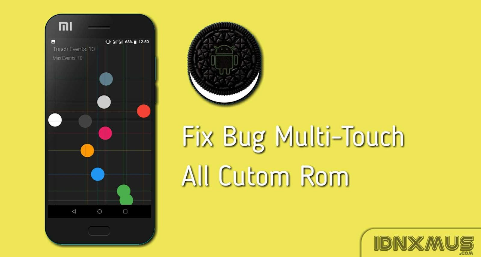 Fix Bug Multitouch Oreo