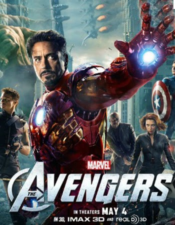 The Avengers (2012) Full Movie Download in Dual Audio Hindi+English
