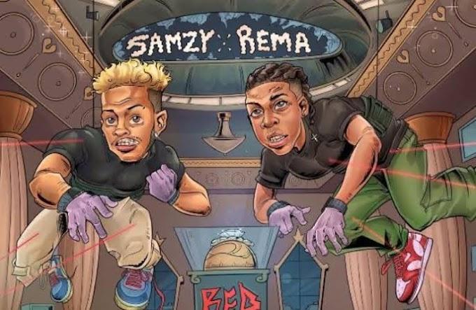 (Music) Rema x Samzy - Red Dots