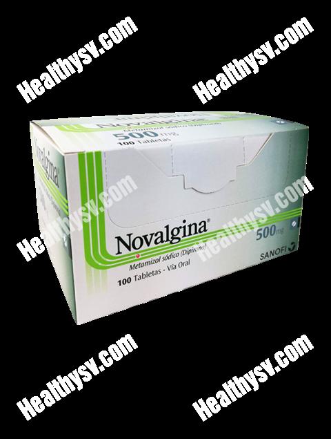 Novalgina Tablets