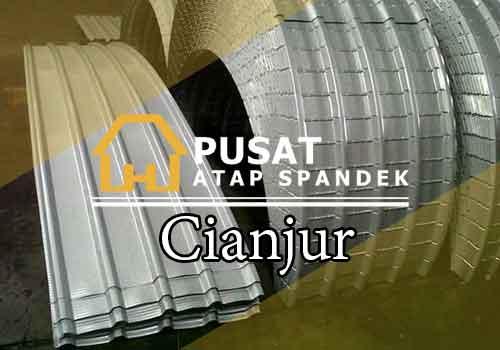Harga Atap Spandek Lengkung Cianjur