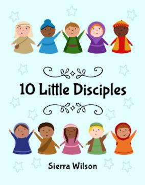 10 Little Disciples