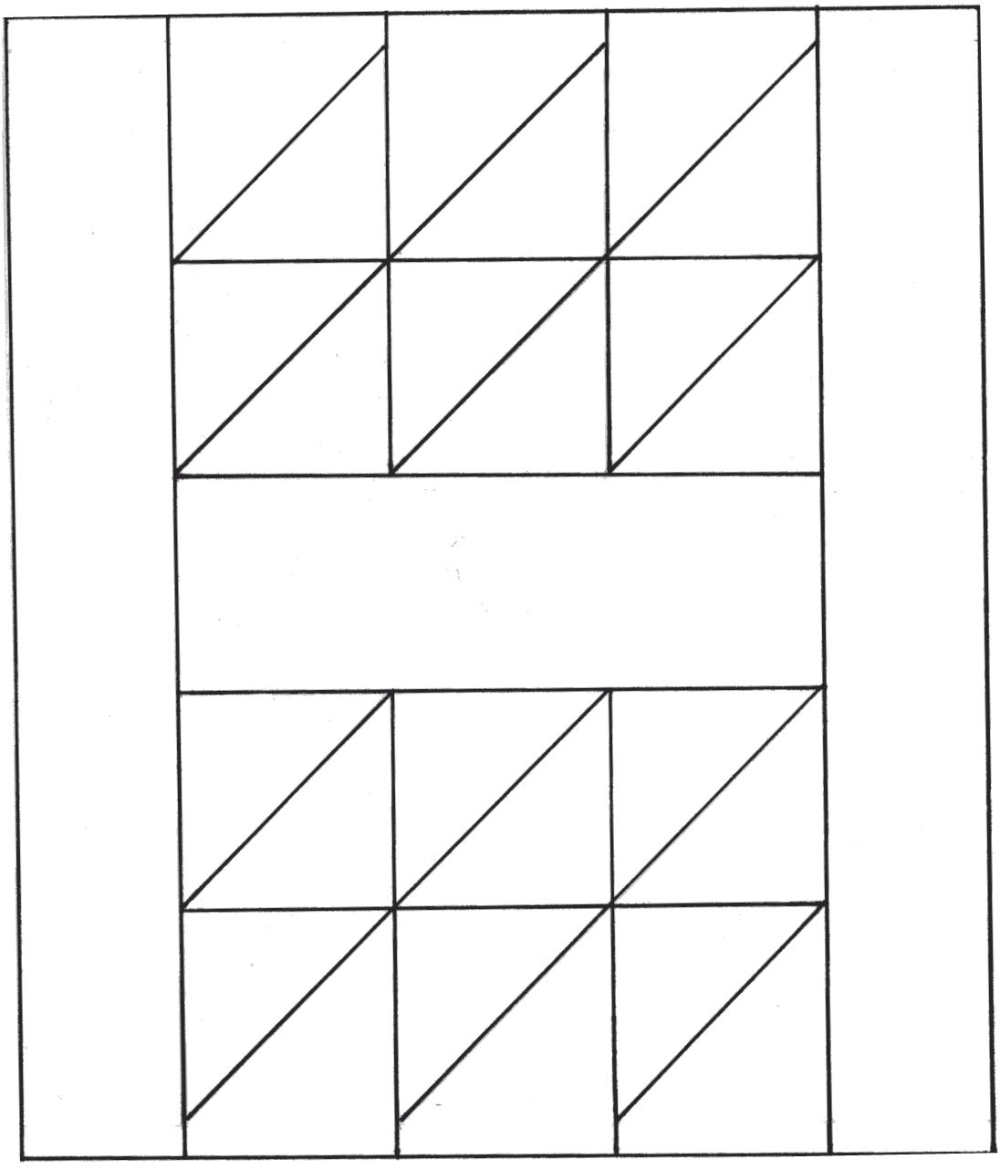 Patchwork Pencil Case Tutorial