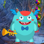 Games4King Musician Monster Rescue