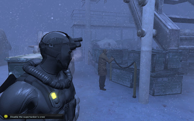Tom Clancys Splinter Cell Double Agent PC Full Version Screenshot 2