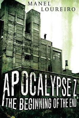 Apocalypse Z by Manel Loureiro - book cover